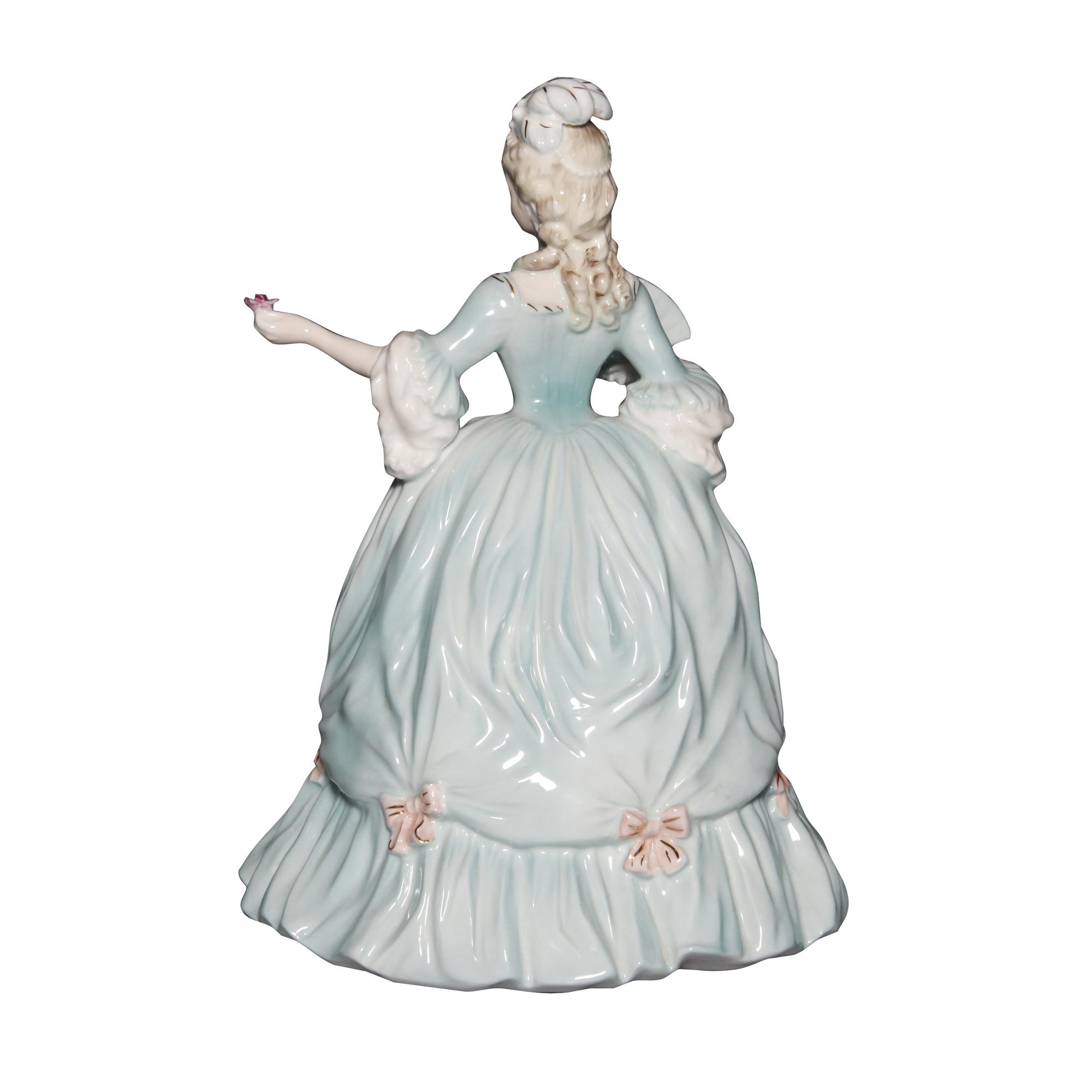 Marie Antoinette Coalport Figurine