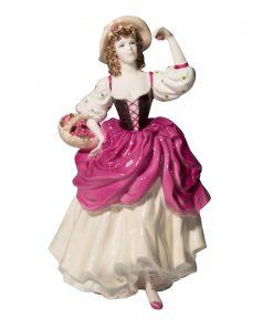 Ripe Cherries Ripe CW152 Coalport Figurine