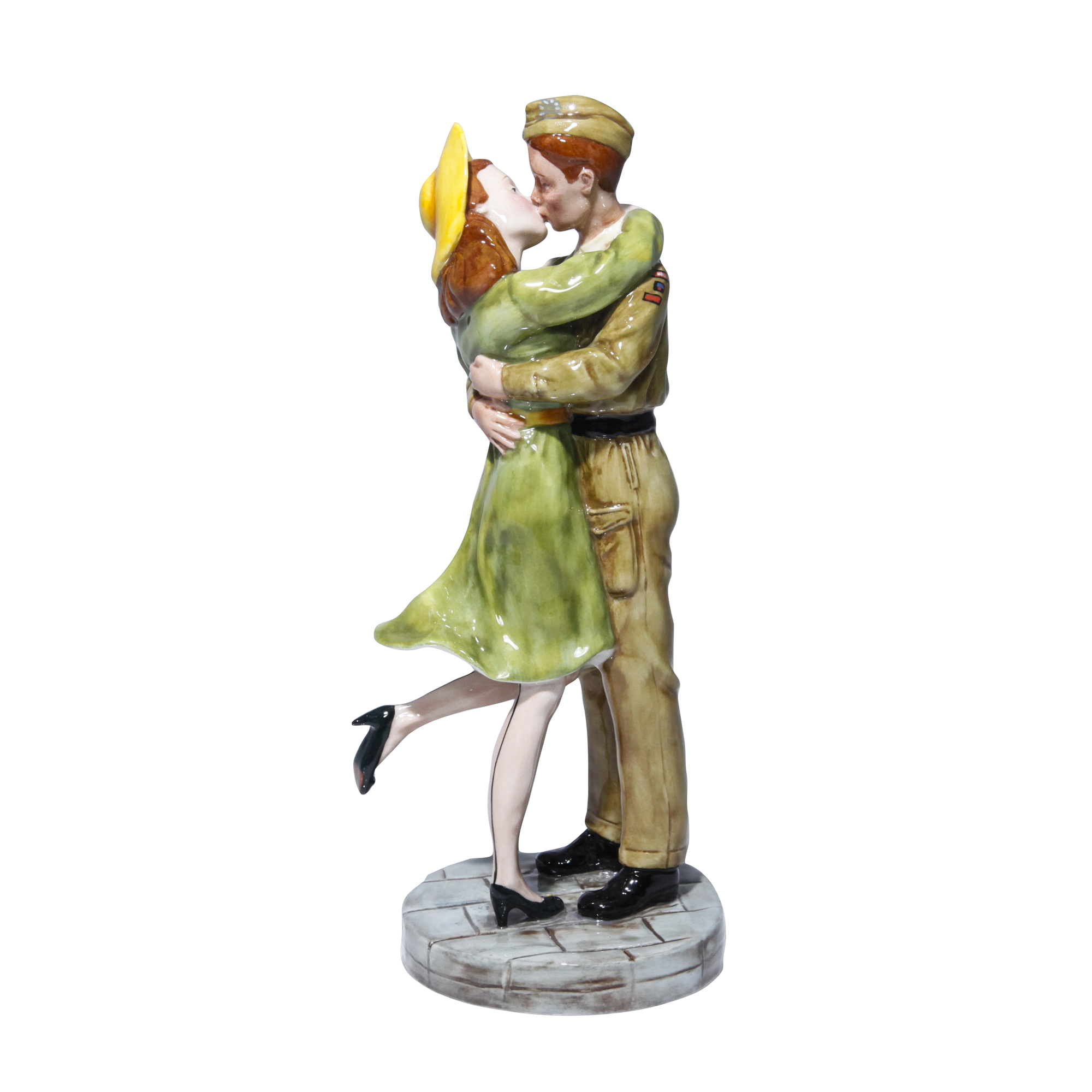 Hero Returns HN4698 Royal Doulton Figurine