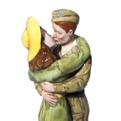 Hero Returns HN4698 Royal Doulton Figurine