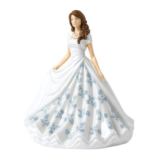 June (Pearl) HN5902 Royal Doulton Figurine