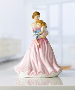 Mother's Angel HN5909 2019 Mother's Day Figure of the Year Royal Doulton Figurine