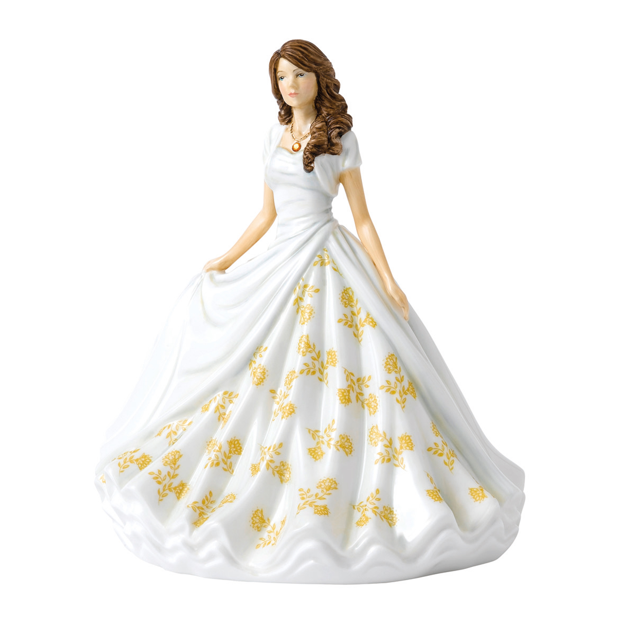November (Topaz) HN5907 Royal Doulton Figurine