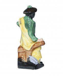 Robert Burns (Mini)  Royal Doulton Figurine