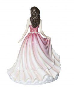 Treasured Love Daisy HN5880A Royal Doulton Figurine