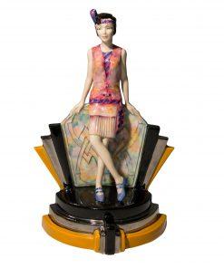 Hallabalu-Lu Peggy Davies Ceramics Figurine