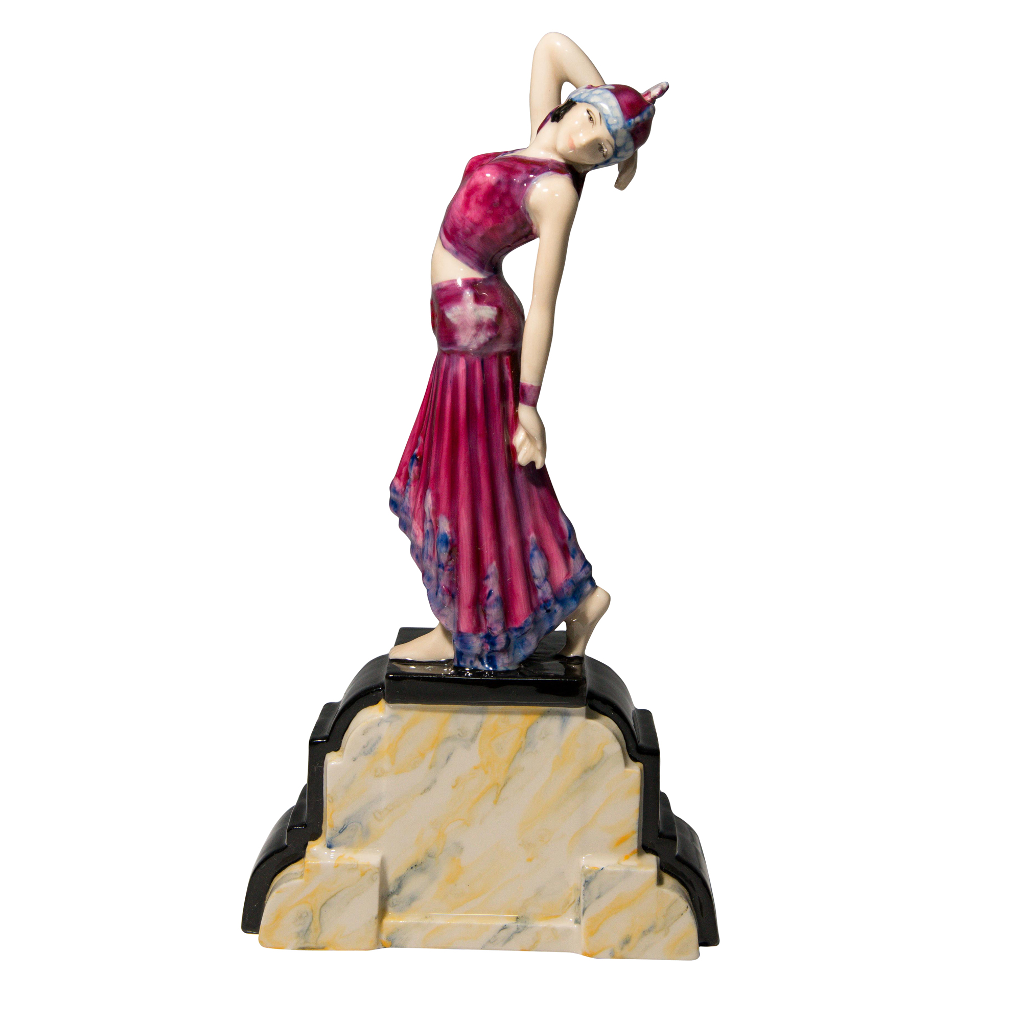 Moon Dancer Peggy Davies Ceramics Figurine