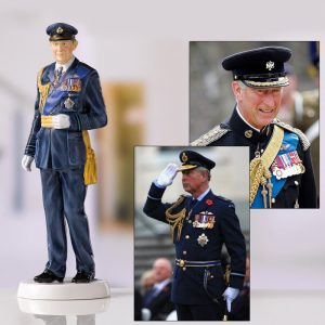 Royal Doulton Prince Charles 70th Birthday HN5915