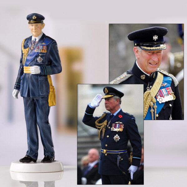 Royal Doulton Prince Charles 70th Birthday HN5915