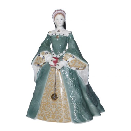 Queen Mary I CW506 Royal Worcester Figurine