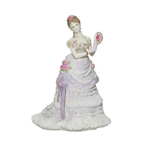 Royal Presentation CW258 Royal Worcester Figurine