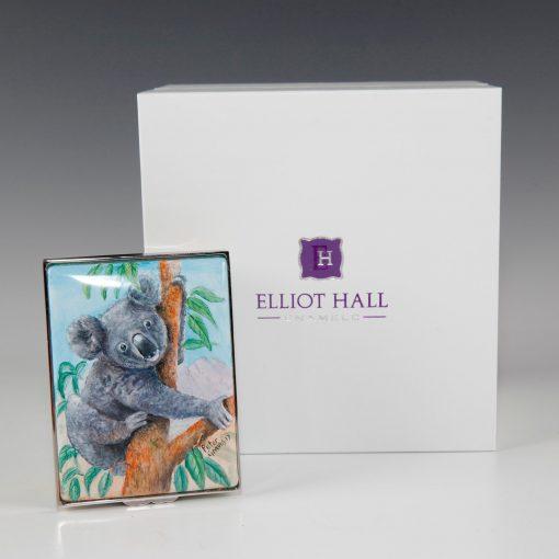 Elliot Hall Enamel Box Australia