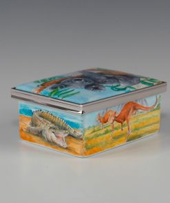 Elliot Hall Enamel Box Australia