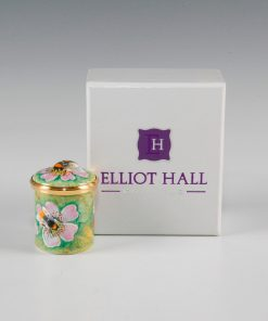 Elliot Hall Enamel Box Bumble Bee