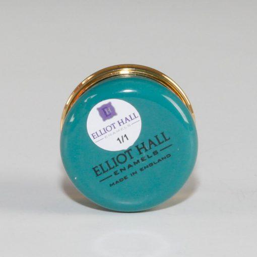 Elliot Hall Enamel Box Cottage