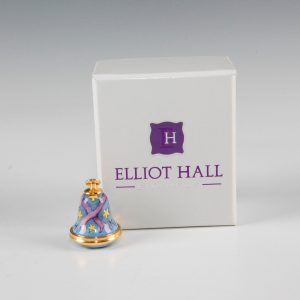 Elliot Hall Enamel Bell Box My First Tooth